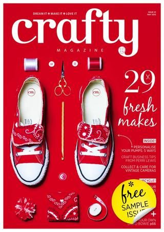 Crafty isssue 1 digital sampler