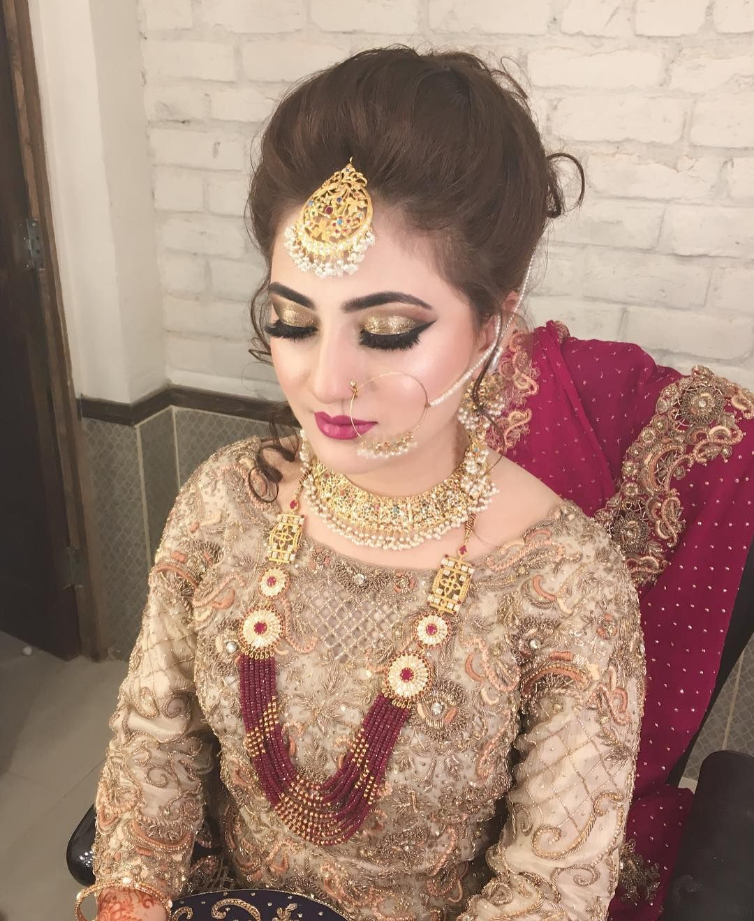 "sadaf farhan official on instagram"". super gorgeous bride"