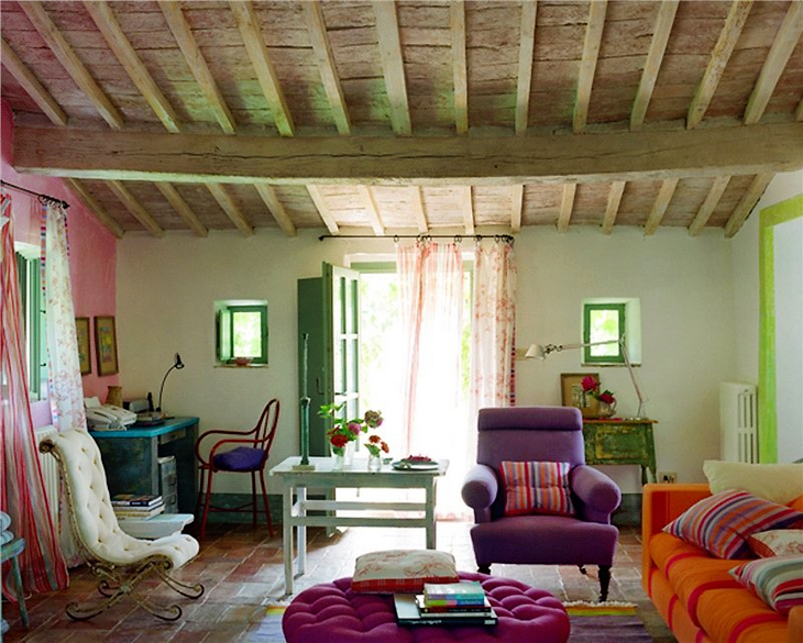 the jewel colors in a rustic Italian house. * Design ... on pakistan homes, antarctica homes, paris homes, spain homes, india homes, south africa homes, australia homes, germany homes, china homes, greece homes, french homes, aruba homes, italian homes, japan homes, mexico homes, ireland homes, kenya homes, france homes, brazil homes, cuba homes,