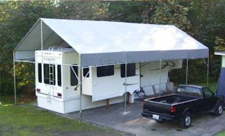 All Weather-Shield Portable Carport Shelter kits | hiscoshelters.com | DIY Do-it-yourself carport kits