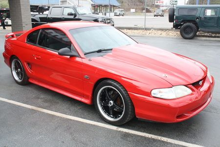 1995 Ford Mustang Gt 5 0 Vroom Vroom Ford Mustang 1995 Ford