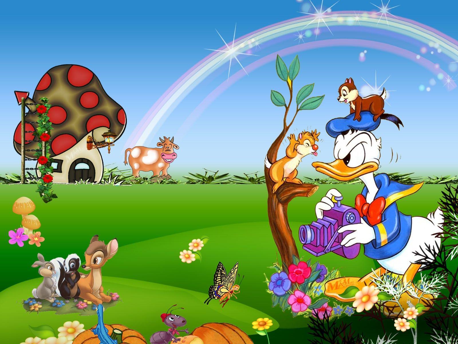 children cartoons hd cartoon wallpapers for children - Cartoon Pictures For Kids