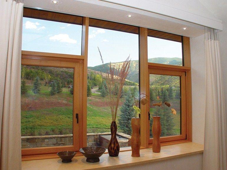 Wooden Window Eco Friendly Windows By Albertini