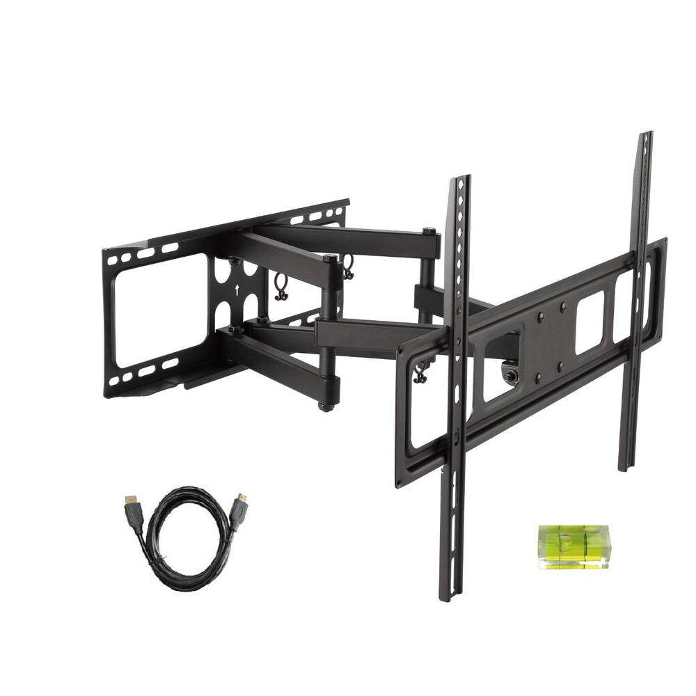 Proht 37 In 80 In Lcd Led Full Motion Tv Wall Mount Combo