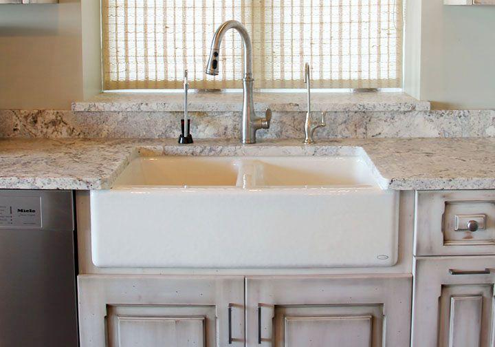 Kohler Apron Front Sink.Kohler Hawthorne Apron Front Sink In Biscuit With Belara