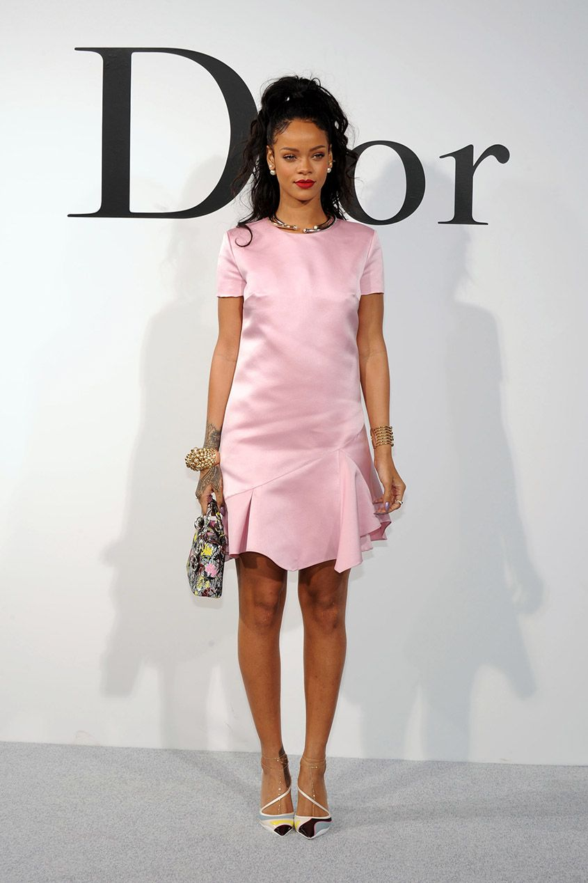 Best Dressed Dior Resort \'15: Rihanna   Red Carpet   Pinterest ...