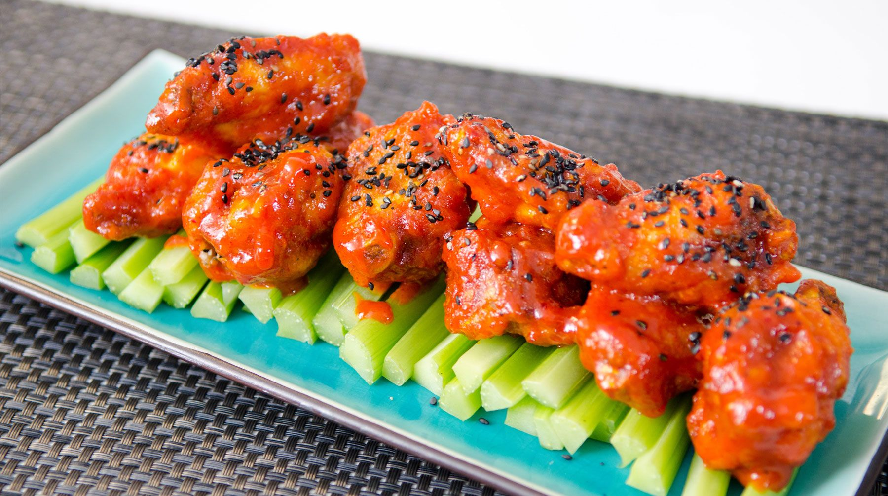 Try This Quick And Easy Chicken Wing Recipe By Judy Joo From Korean Food Made Simple