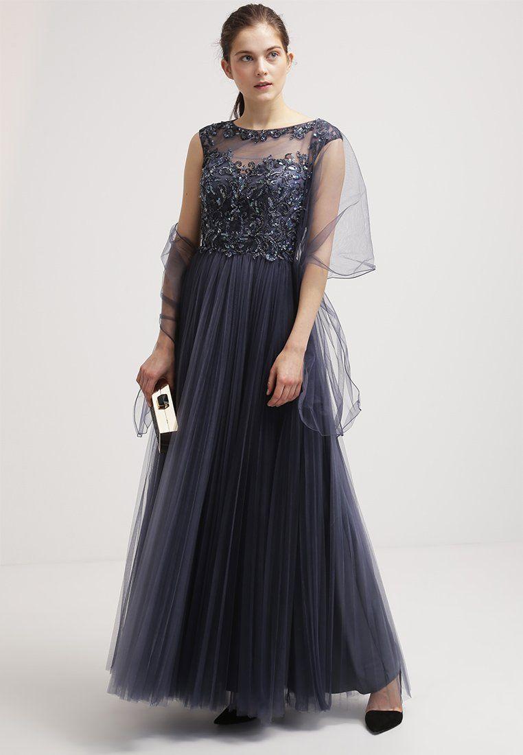 Luxuar Fashion Ballkleid - graublau - Zalando.de  Luxuar fashion