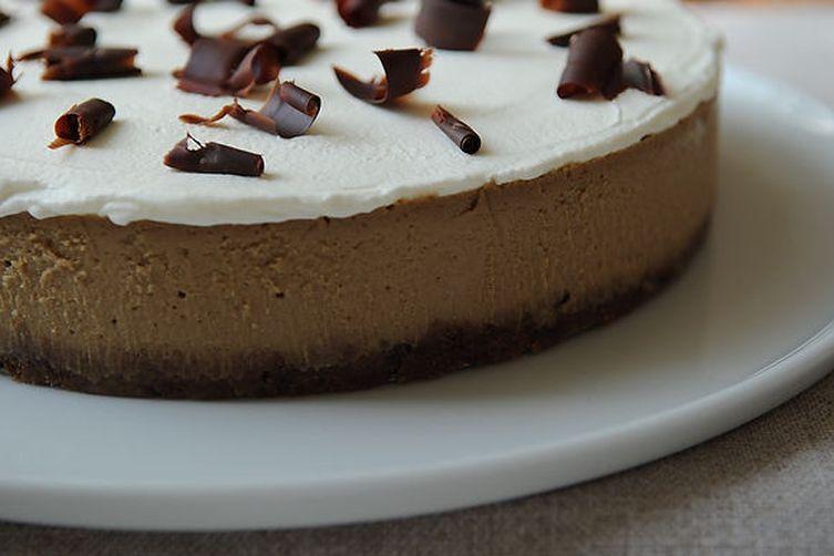 Cappuccino cheesecake recipe on food52 recipe