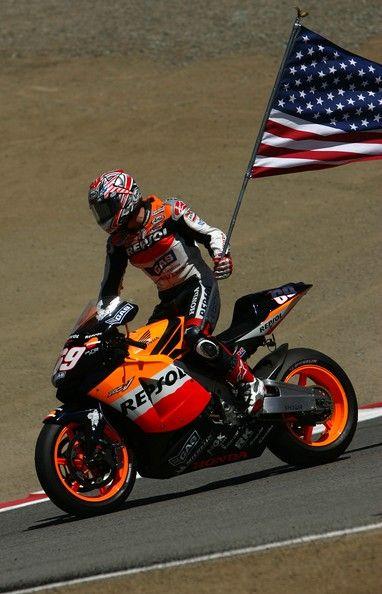 RANDY MAMOLA MOTORCYCLE POSTER GRAND PRIX RACING PRINT NEW #1