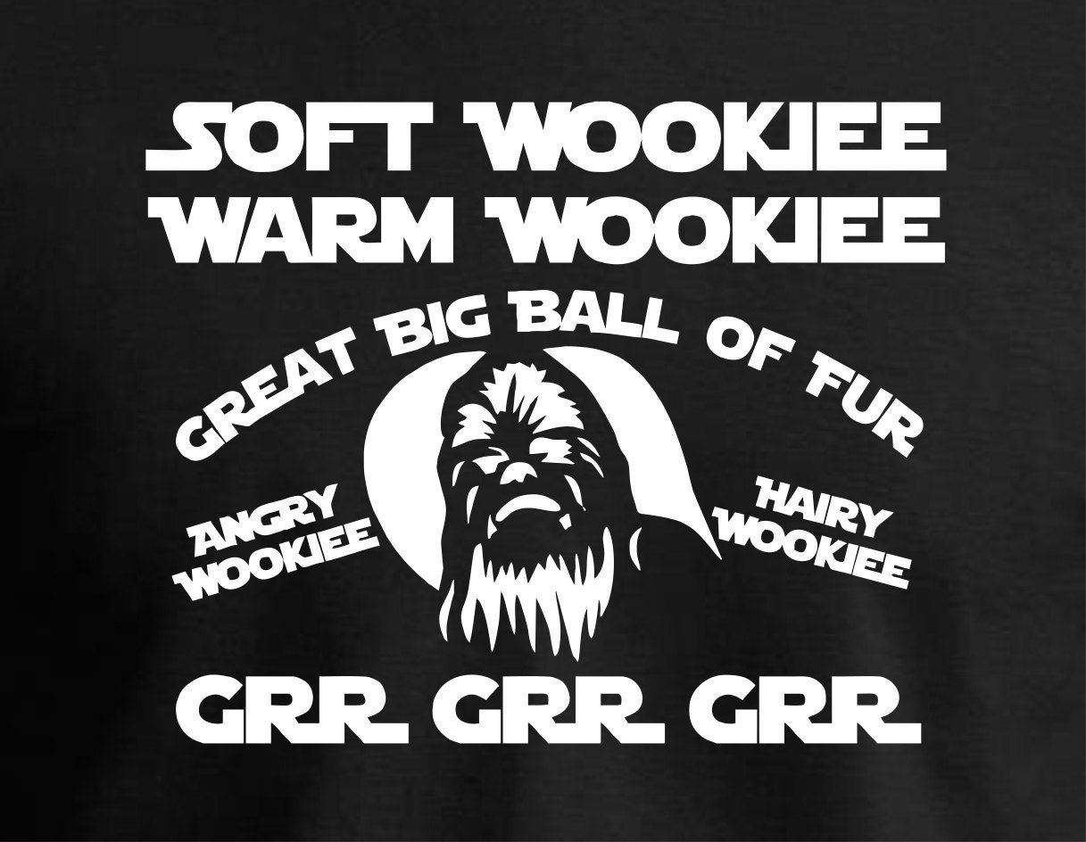 Star Wars Love Quotes Soft Wookiee Prayerbig Bang Theory Would Be Jealousstar Wars
