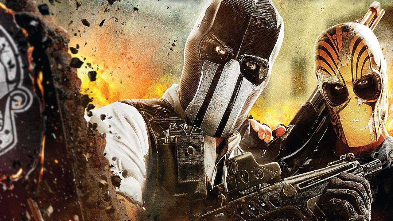 Army Of Two The Devils Cartel Wallpapers With Images Army Of