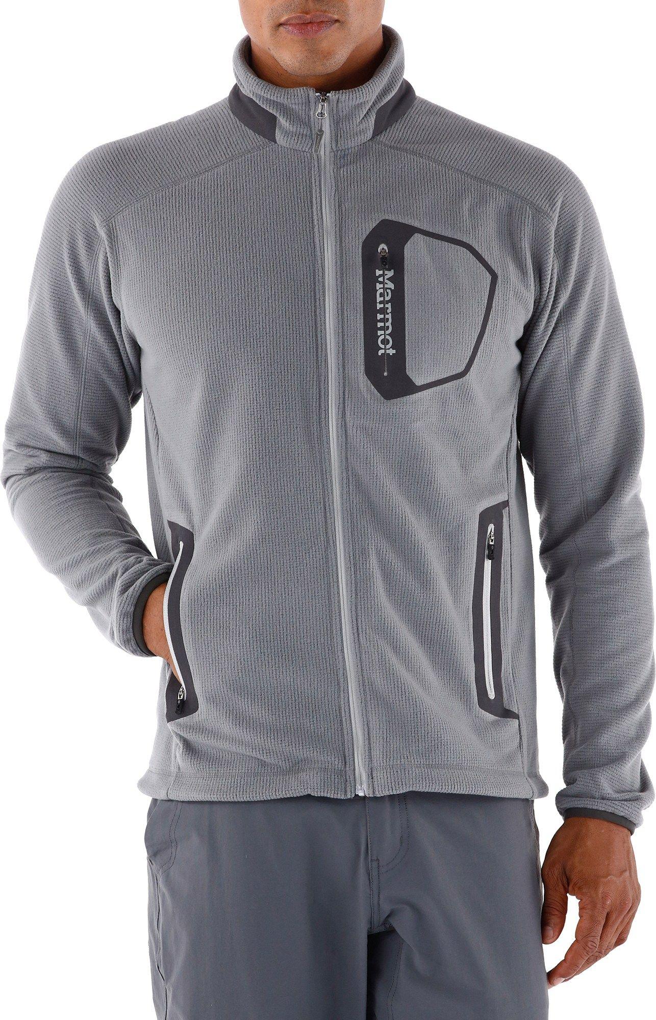 Marmot Alpinist Tech Fleece Jacket Men's Куртка