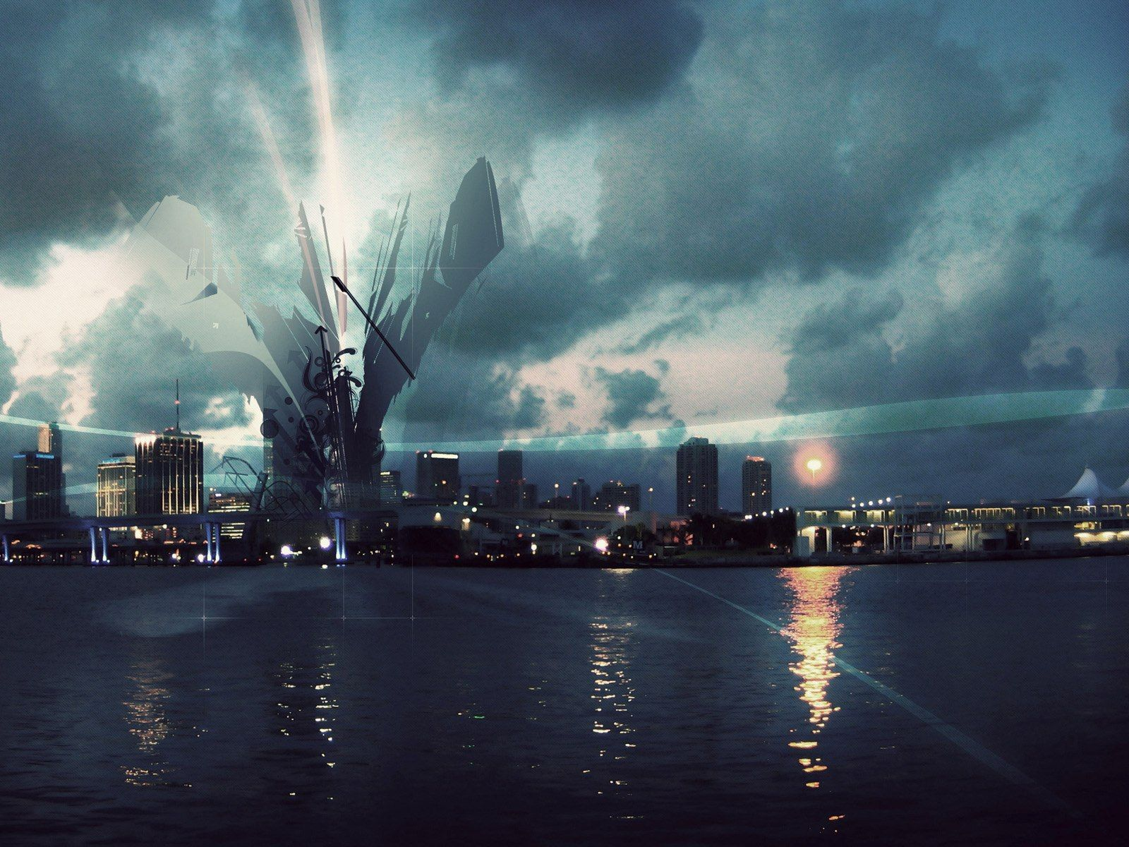 Abstract City Wallpapers Wide | Abstract Wallpapers ...