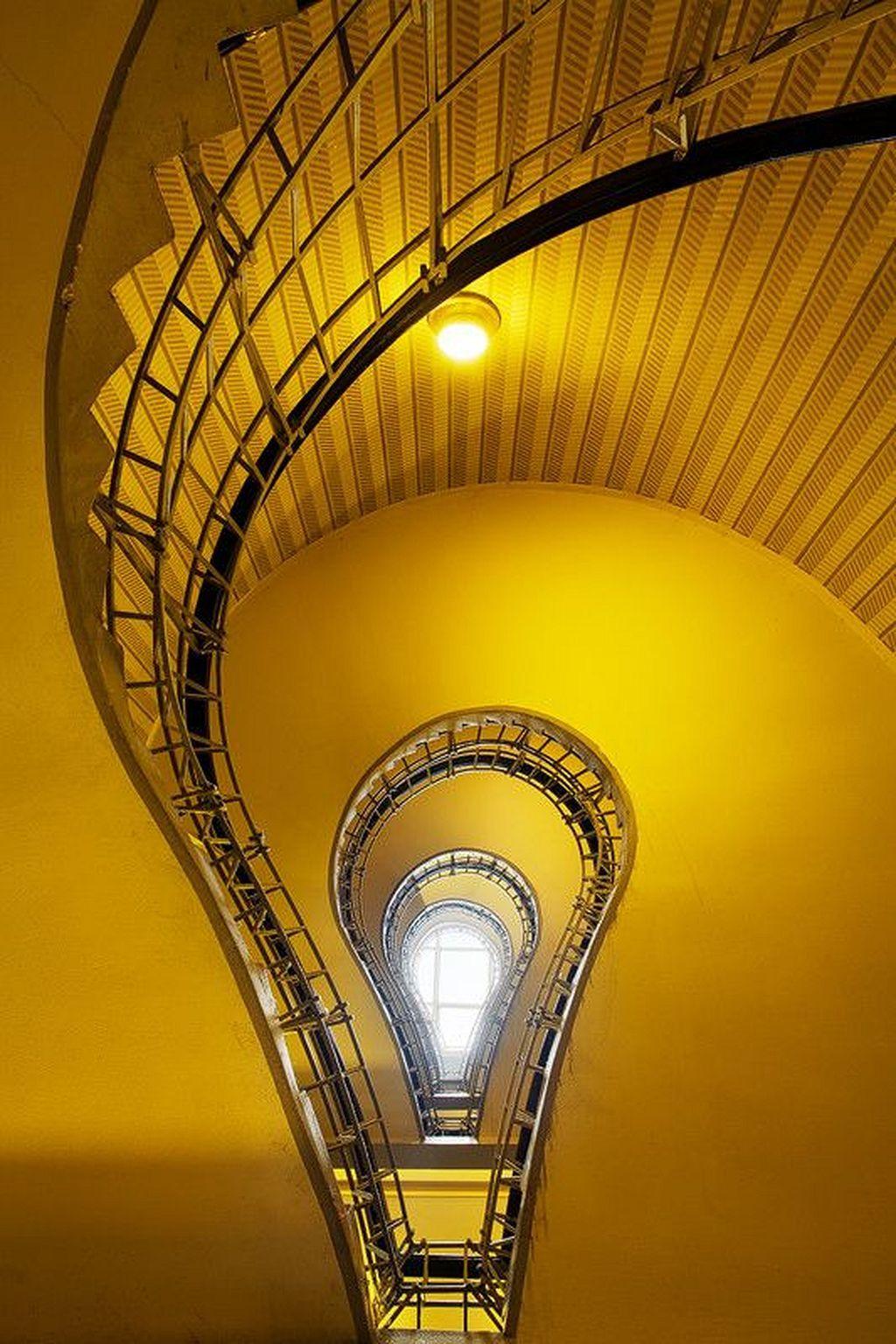 31 Light Bulb Staircase In Prague Bulb, Light bulb, Prague