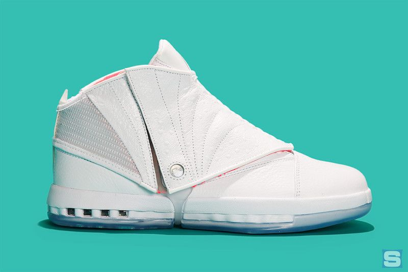 bf568683eeb0de Get up close with a very exclusive Air Jordan 16 release.