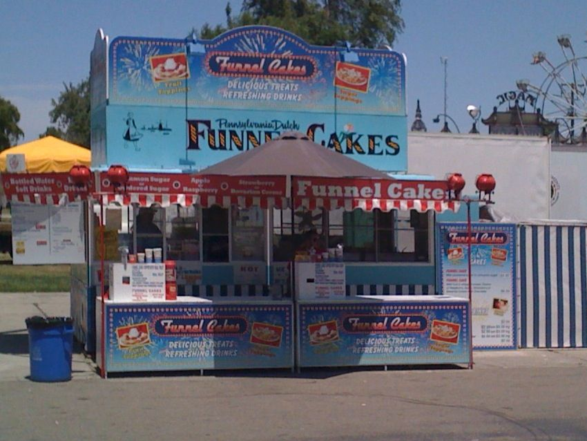 Funnel cake express california funnel concession the