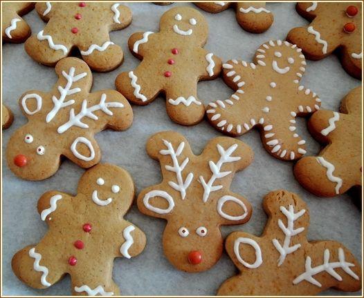 Decoration Biscuit Bonhomme Pin D Epice De Noel