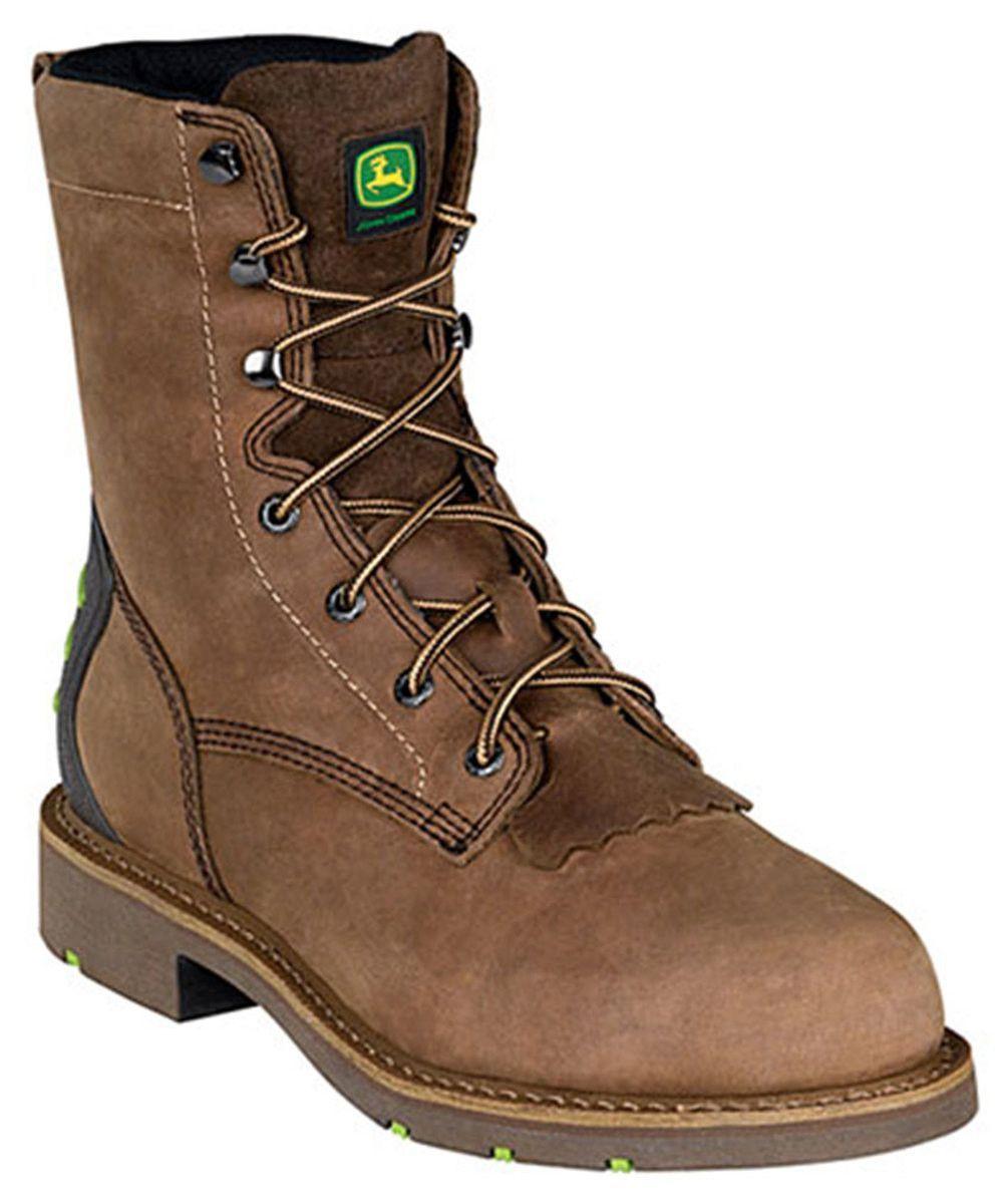 8'' Shaft Ct Work Boots