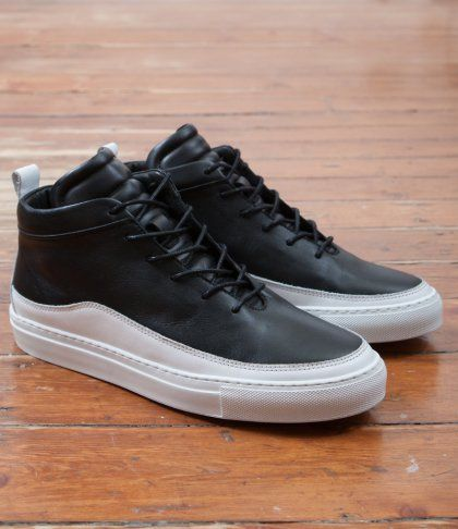 BRAEBURN HIGH TOP BLACK | Up There Store