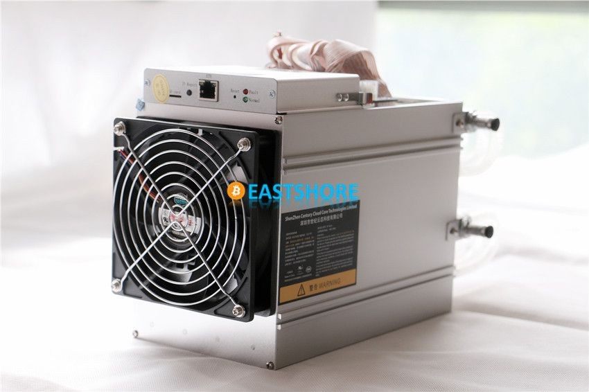 The AntMiner S9 Hydro will make a breakthrough in cooling