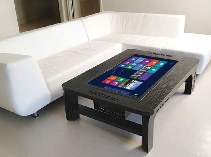 Premium Series Smart Touch Table Coffee Table Touch Screen