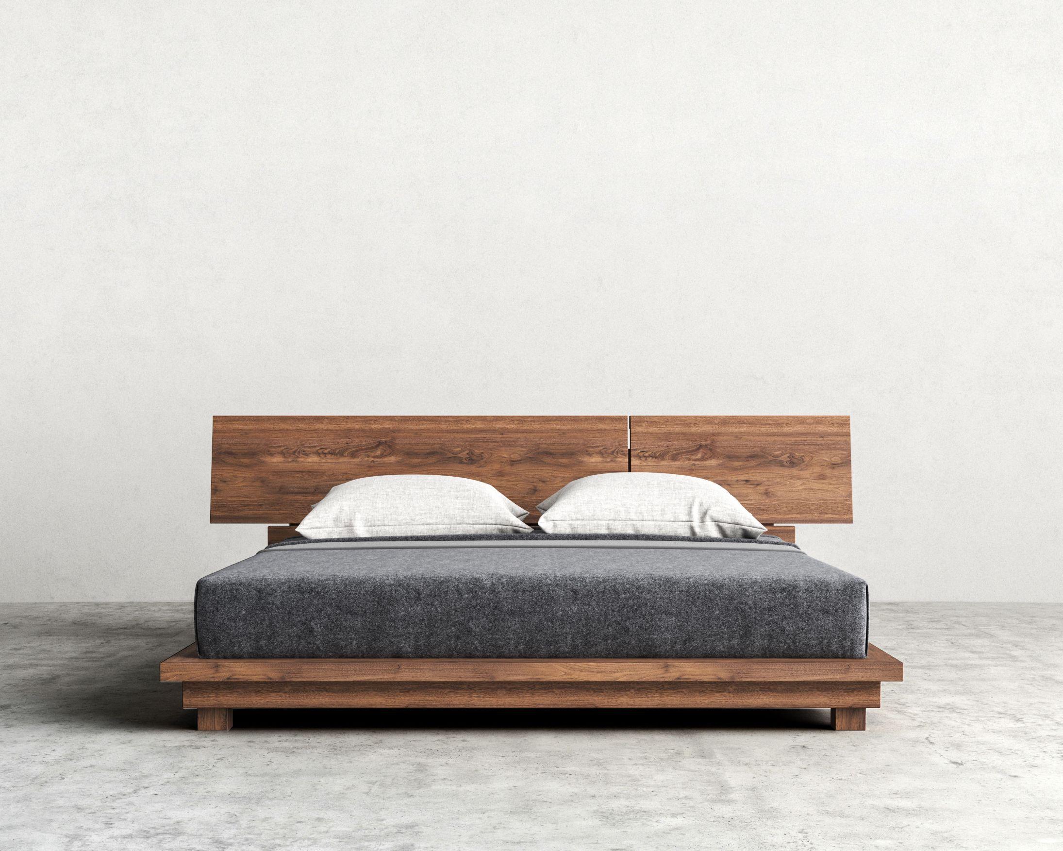 46 best mcm beds images on pinterest platform beds bedroom