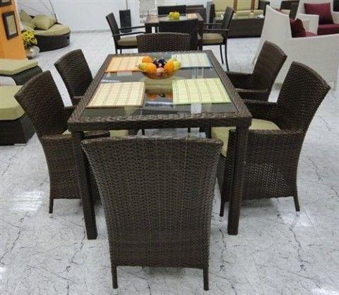 Muebles de rat n y mimbre wicker furniture for Muebles de rattan