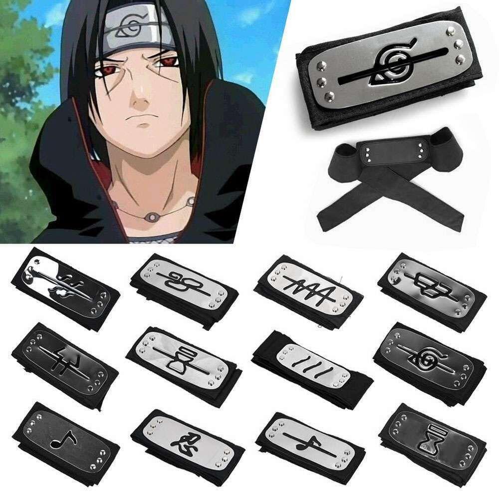 Anime Naruto Akatsuki Member Kakuzu Charactor Cosplay Ring