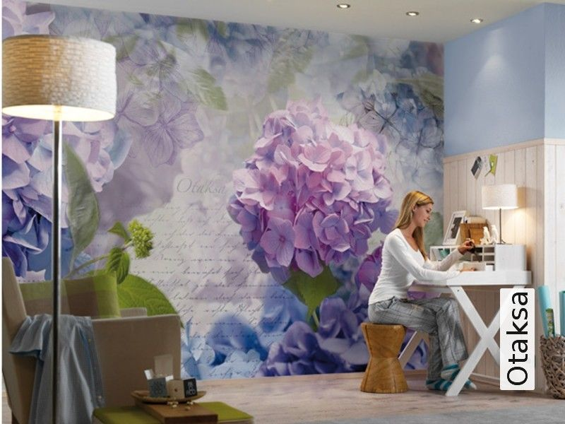 otaksa ideen f rs haus pinterest tapeten fototapete und dekoration. Black Bedroom Furniture Sets. Home Design Ideas