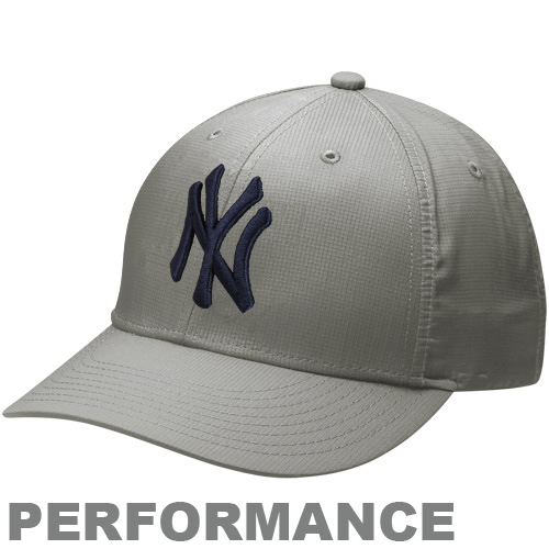 Nike New York Yankees Dri-FIT Practice Adjustable Hat - Gray ... 2140bee623e