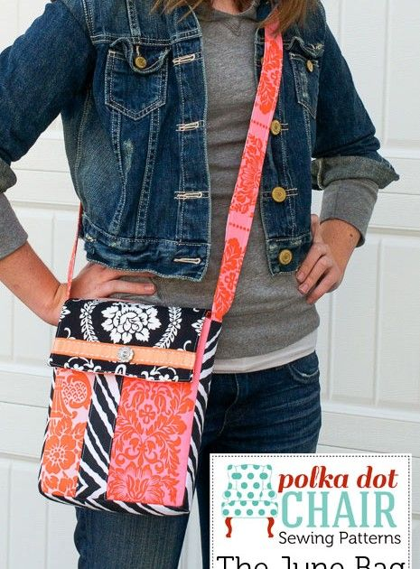 The June Bag Sewing Pattern