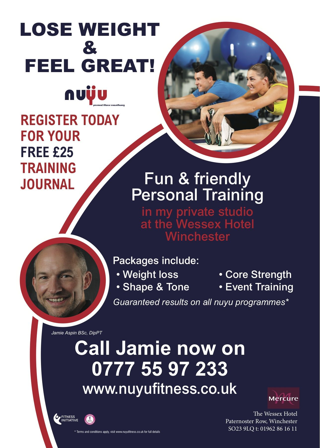 Pin on Flyer and Poster Ideas for Personal Trainers
