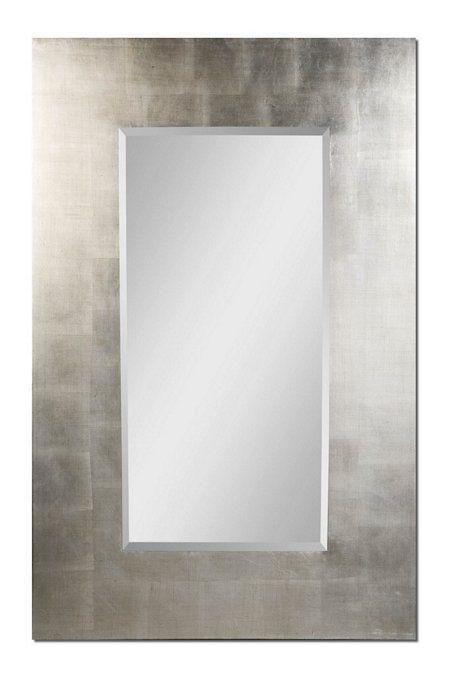 Large Wide Frame Bathroom DRESSING FLOOR MIRROR Rectangle 36x56 ...