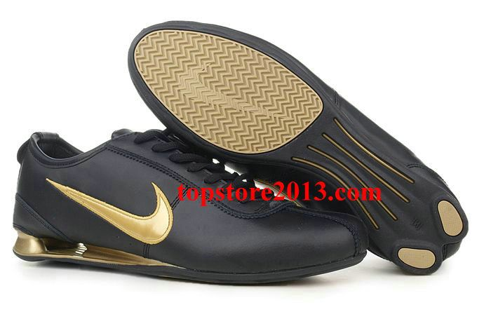 Wholesale Nike Shox R3 Men Black Yellow Running Shoes