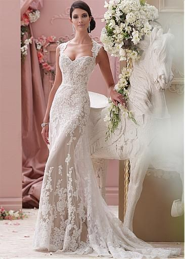 50% OFF Gorgeous Discount Wedding Dresses Hermosos vestidos de novia ...
