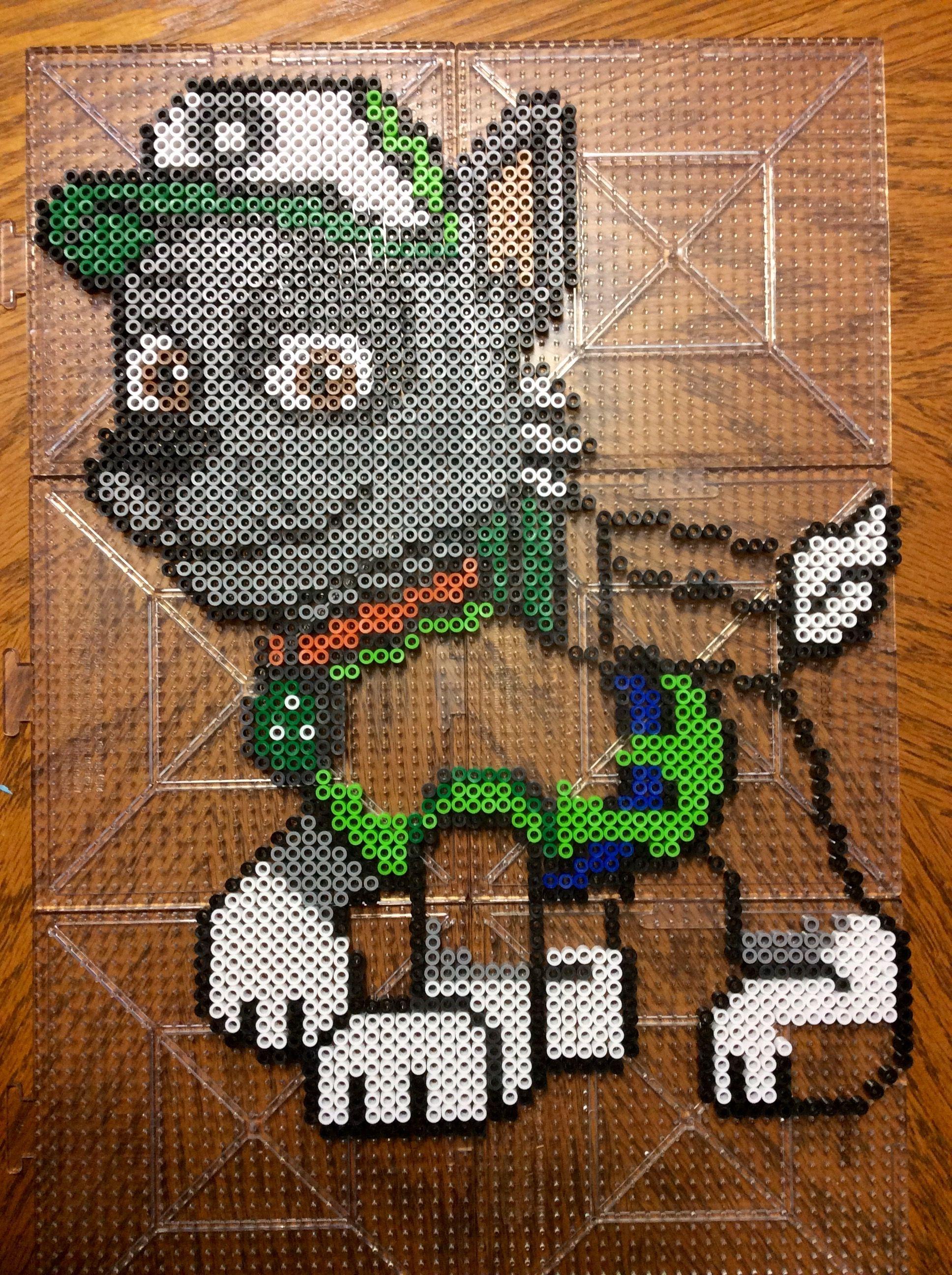 Pin von Marilyn Loewen auf Pixel Art - Paw Patrol | Pinterest ...