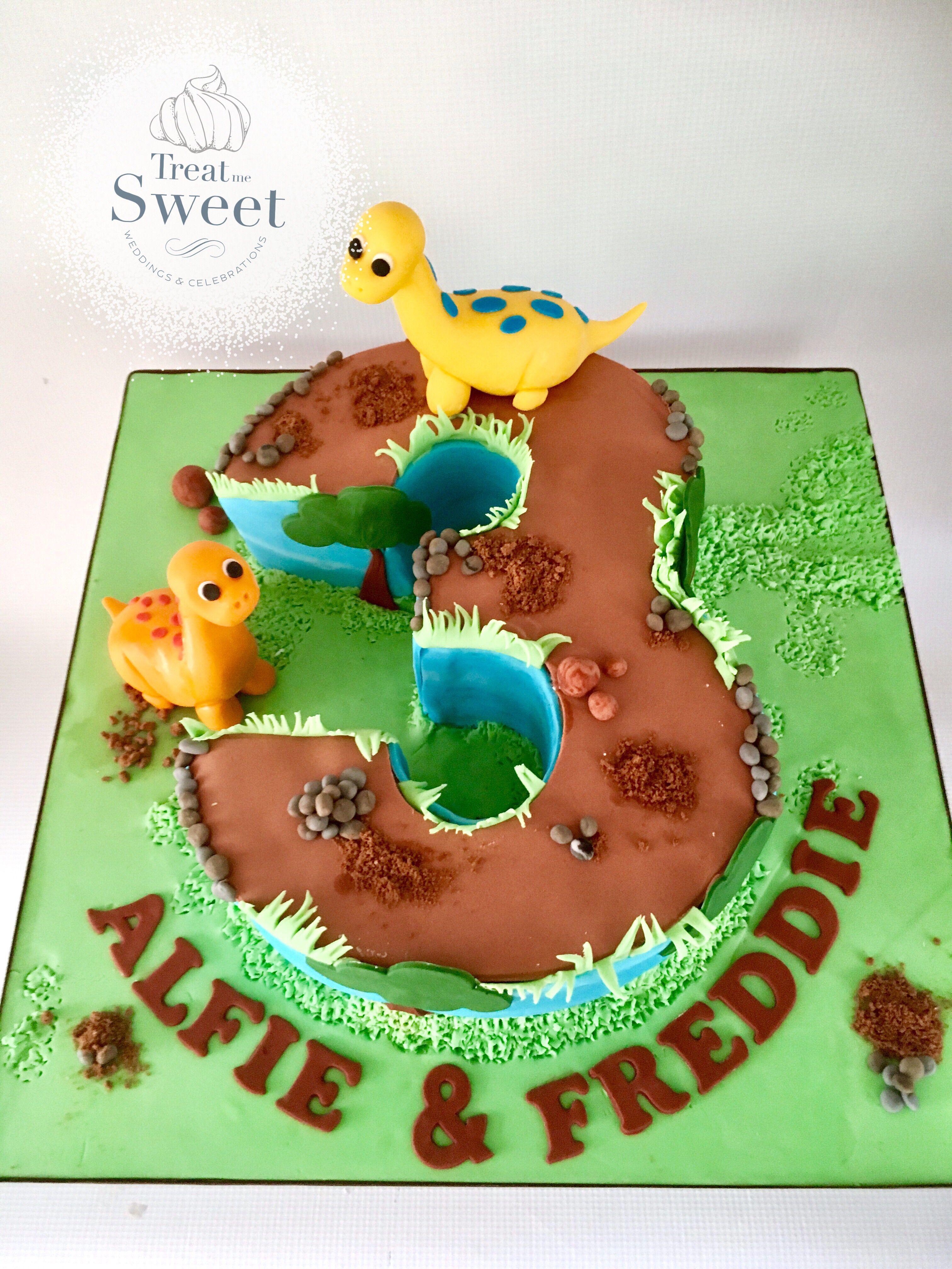 Dinosaur Cake Dinosaur Birthday Cakes 3rd Birthday Cakes Dinosaur Cake