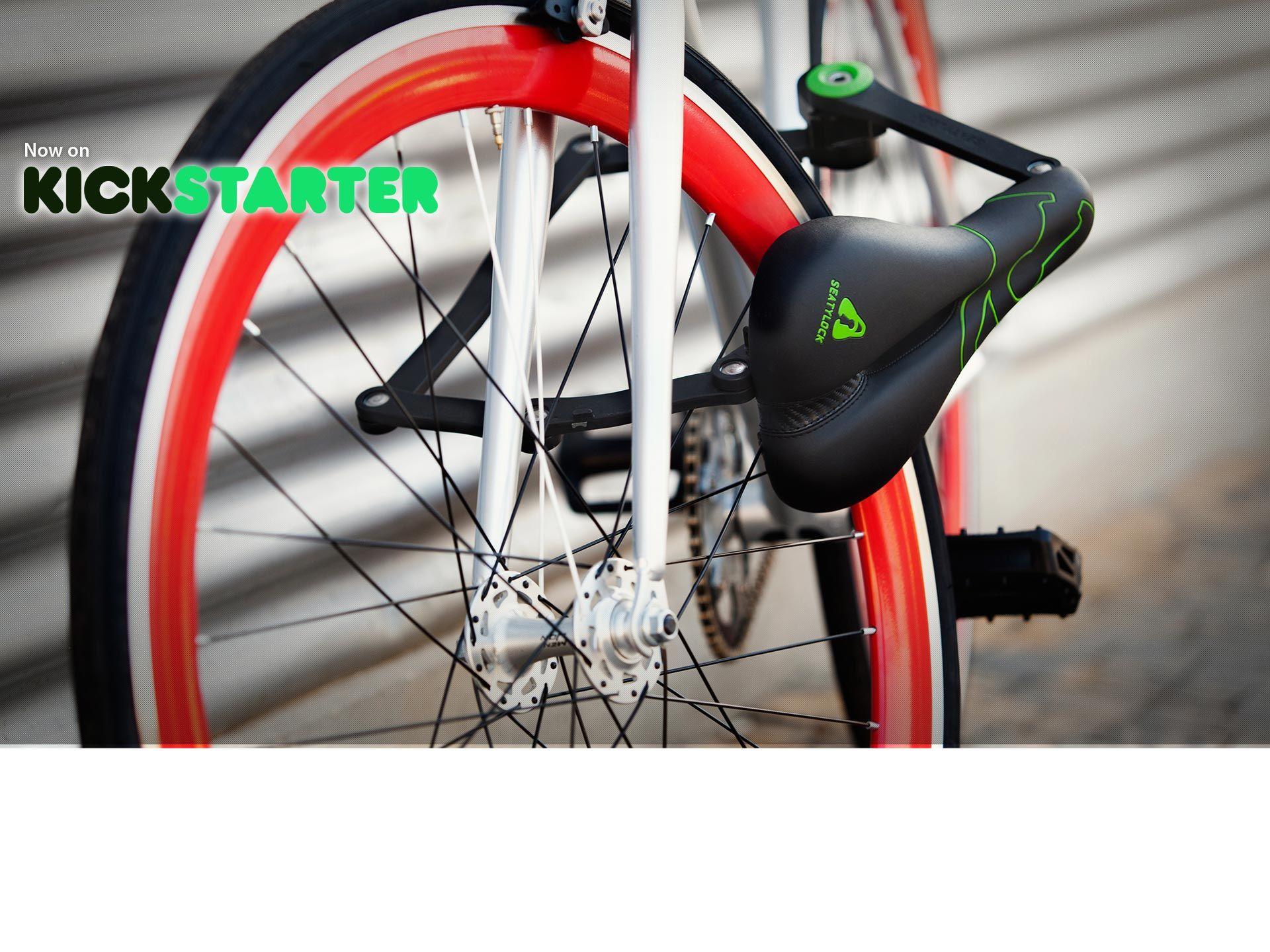 Pin By Sense And Grace On He Bike Lock Bike Seat Bicycle