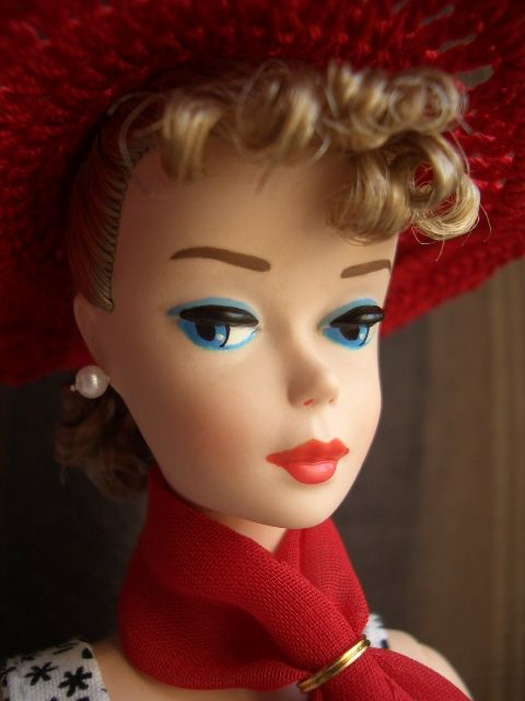 Krista's Gallery of Silkstone OOAK Barbie Dolls Bild Lilli
