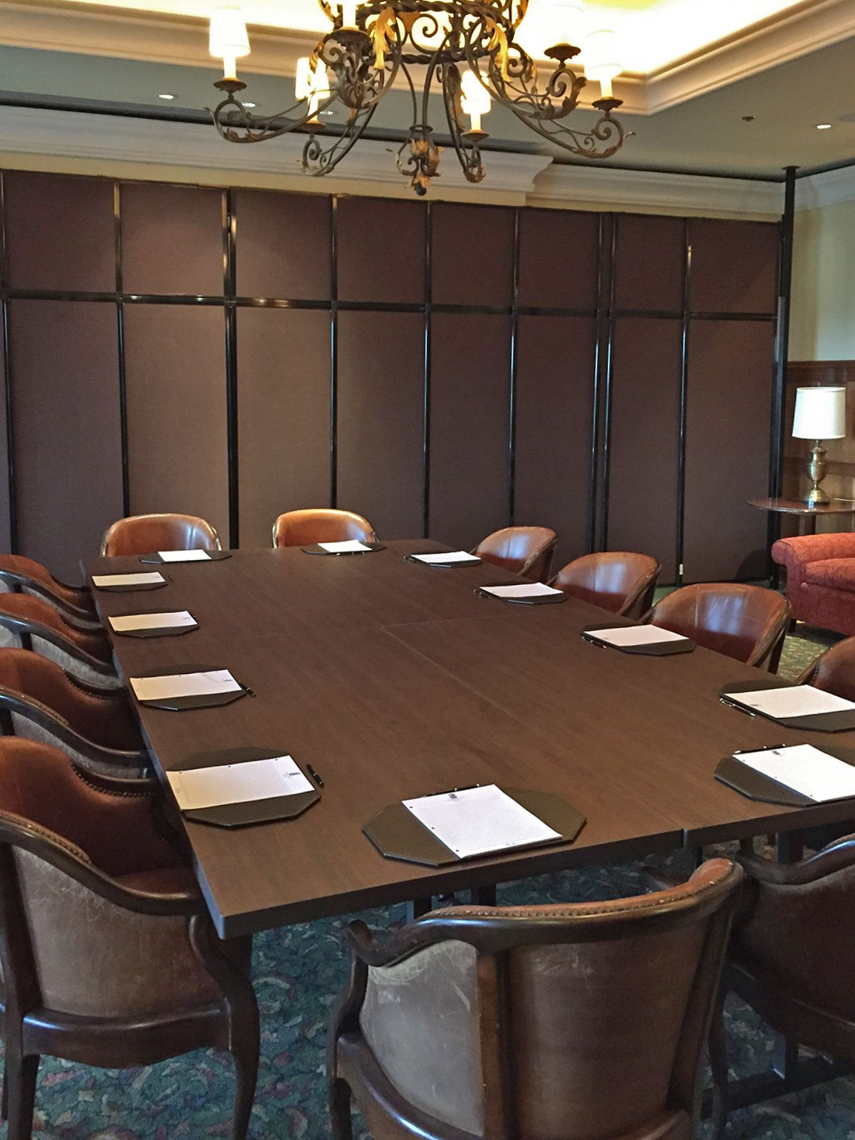 tall office partitions. Versare\u0027s Tall Wall Is Used To Close Off A Swanky Ritz-Carlton Boardroom. Portable PartitionsOffice Office Partitions