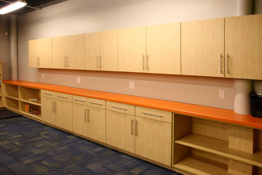 Spooky Nook Sports Manheim PA Countertop Project Solid