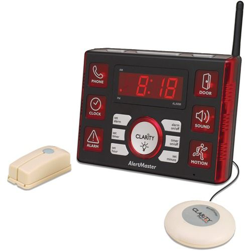 Clarity Alert10 Home Notification System Availability: 8 in stock Manufacturer: CLARITY SBEXRA3475 $174.55