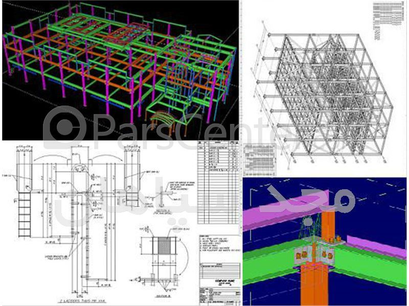 Our drafting team is A Step above the Rest with shop experience in - concrete wall design example