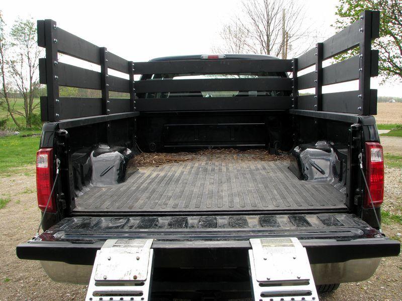 Wood Atv Shelter : Diy livestock truck rack google search