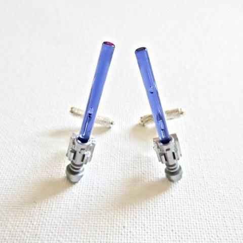 Great Wedding Gift Idea For Groom Groomensmen Lightsabers Star Wars Cufflinks