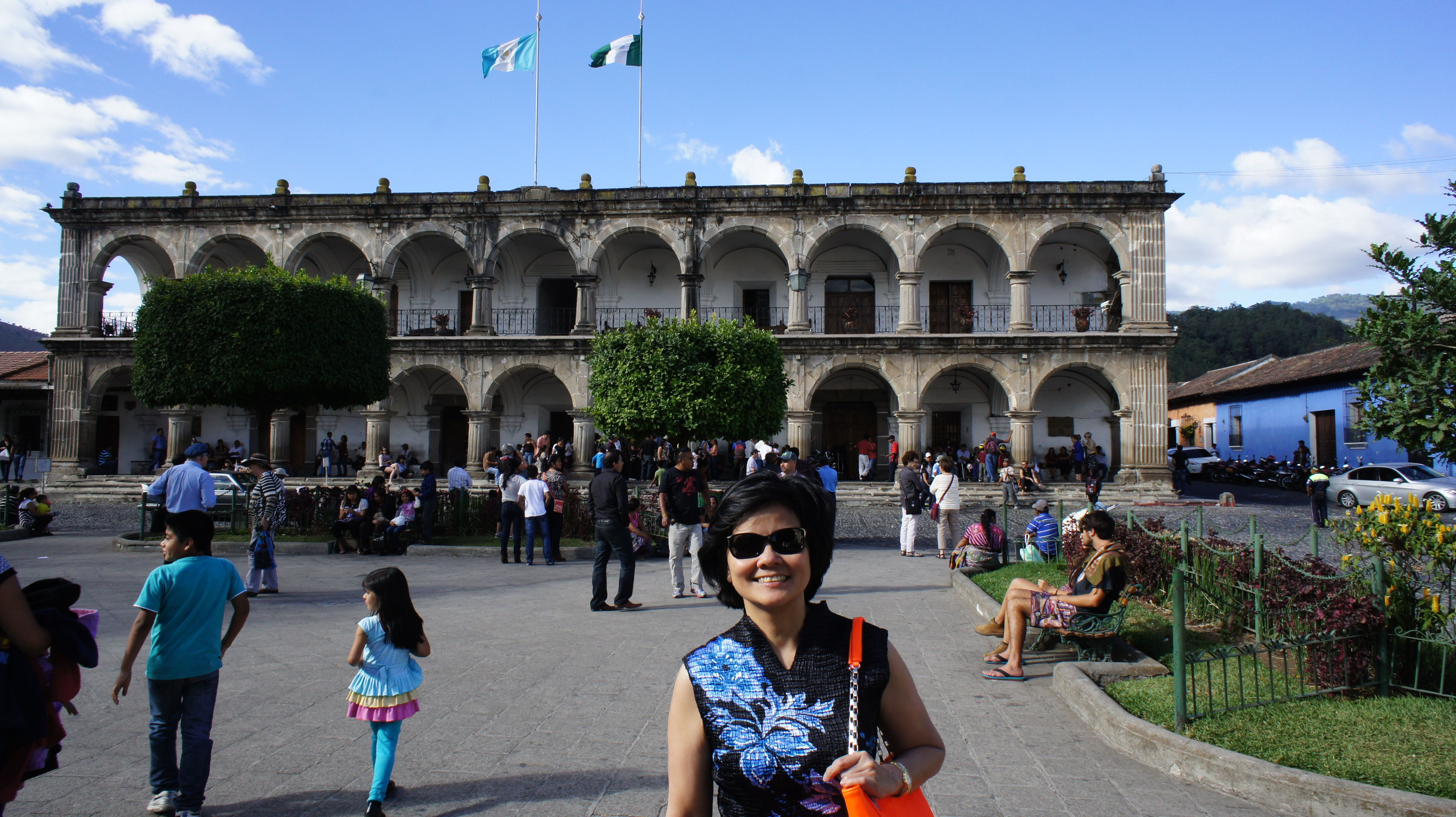 Antigua, Guatemala is a great place to visit