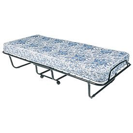 Just Home Roll Away Folding Bed Roll Away Beds Folding Beds