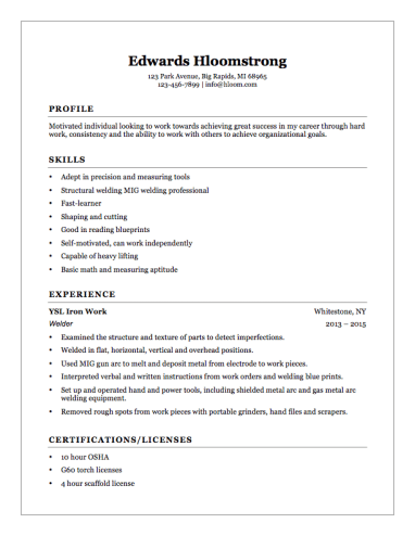 Pin by Kimberly on resume | Job resume examples, Student resume