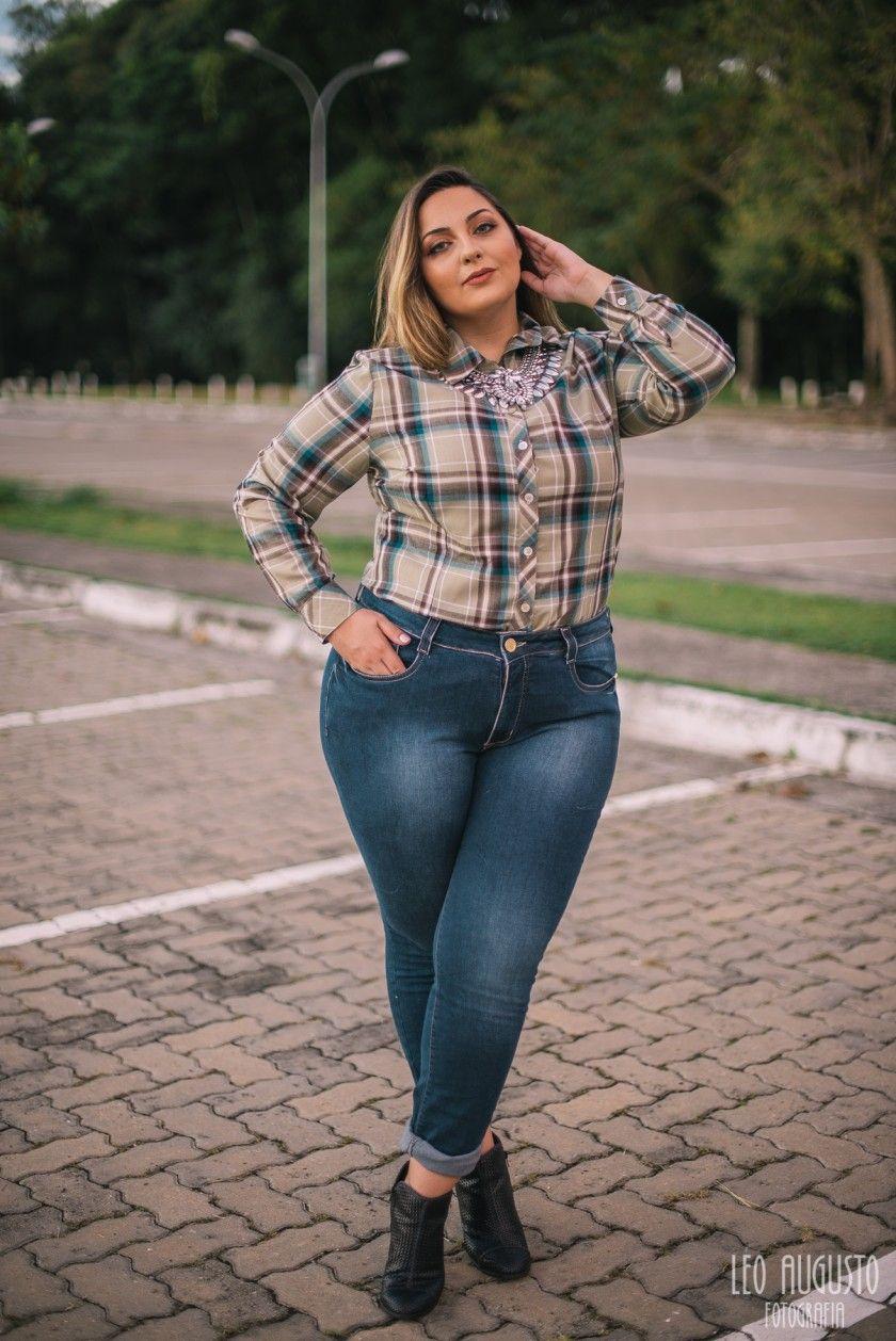 39a146cbe camisa-xadrez-plus-size-palank-blog-debora-fernandes-plus (16 ...